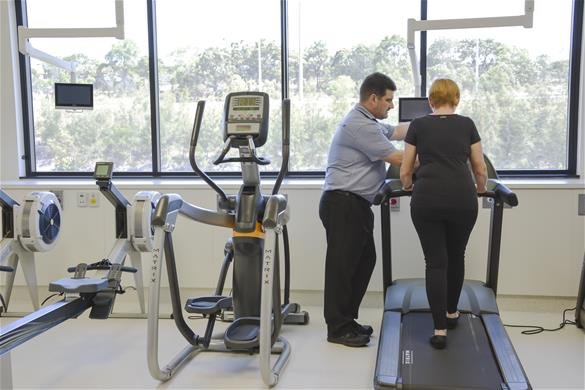 Rehab for improved fitness